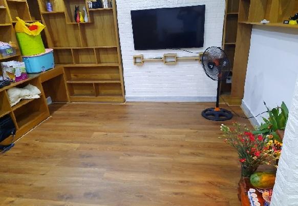 Lắpđặt sàn nhựa hèm khoá AP-4902