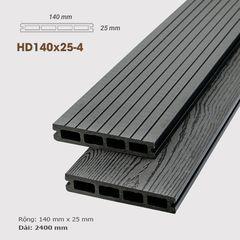 Sàn gỗ ngoài trời Awood -HD140  Darkgrey