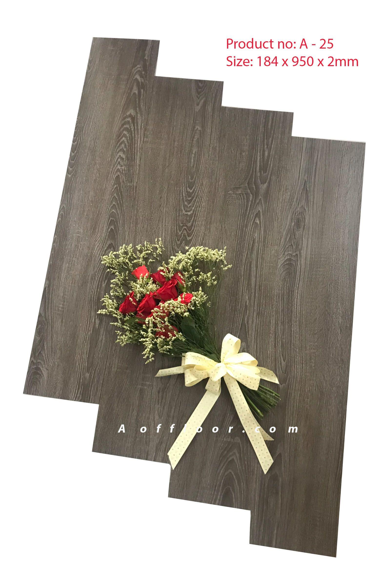 Sàn nhựa dán keo 2mm - A25